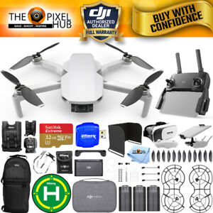 DJI-Mavic-Mini-Fly-More-Combo-with-3-Batteries-32GB-SD-Drone-Vest-and-More