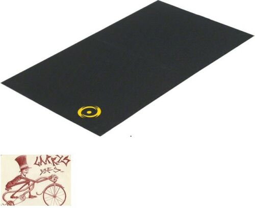 CYCLEOPS TRAINER MAT--PROTECTS FLOOR