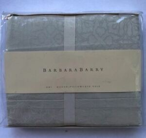 Barbara Barry Floating Lotus Standard Queen Pillowcases