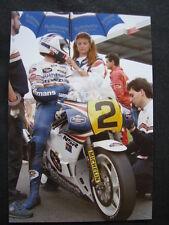 Photo Rothmans Honda NSR500 #2 Wayne Gardner (AUS) Dutch TT Assen 1987