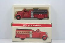 """1939 Ward LaFrance Fire Truck - Toy - Collectible - NIB - 3 3/4""""  Readers Digest"""