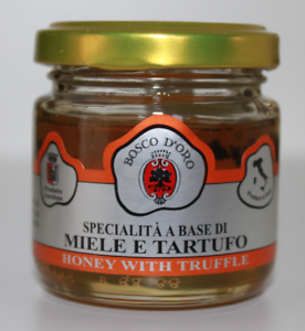 Honey with Black Truffle 100g - Directly from Italy