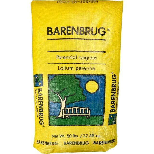 Fairway Supreme Perennial Ryegrass Blend 50 lb