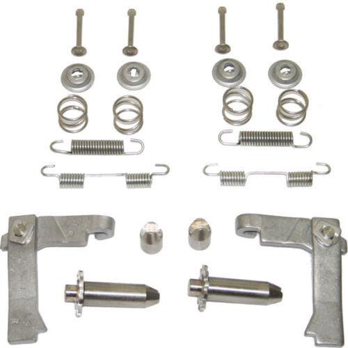 1965-1982 Corvette Emergency Brake Hardware Kit Stainless Steel NEW
