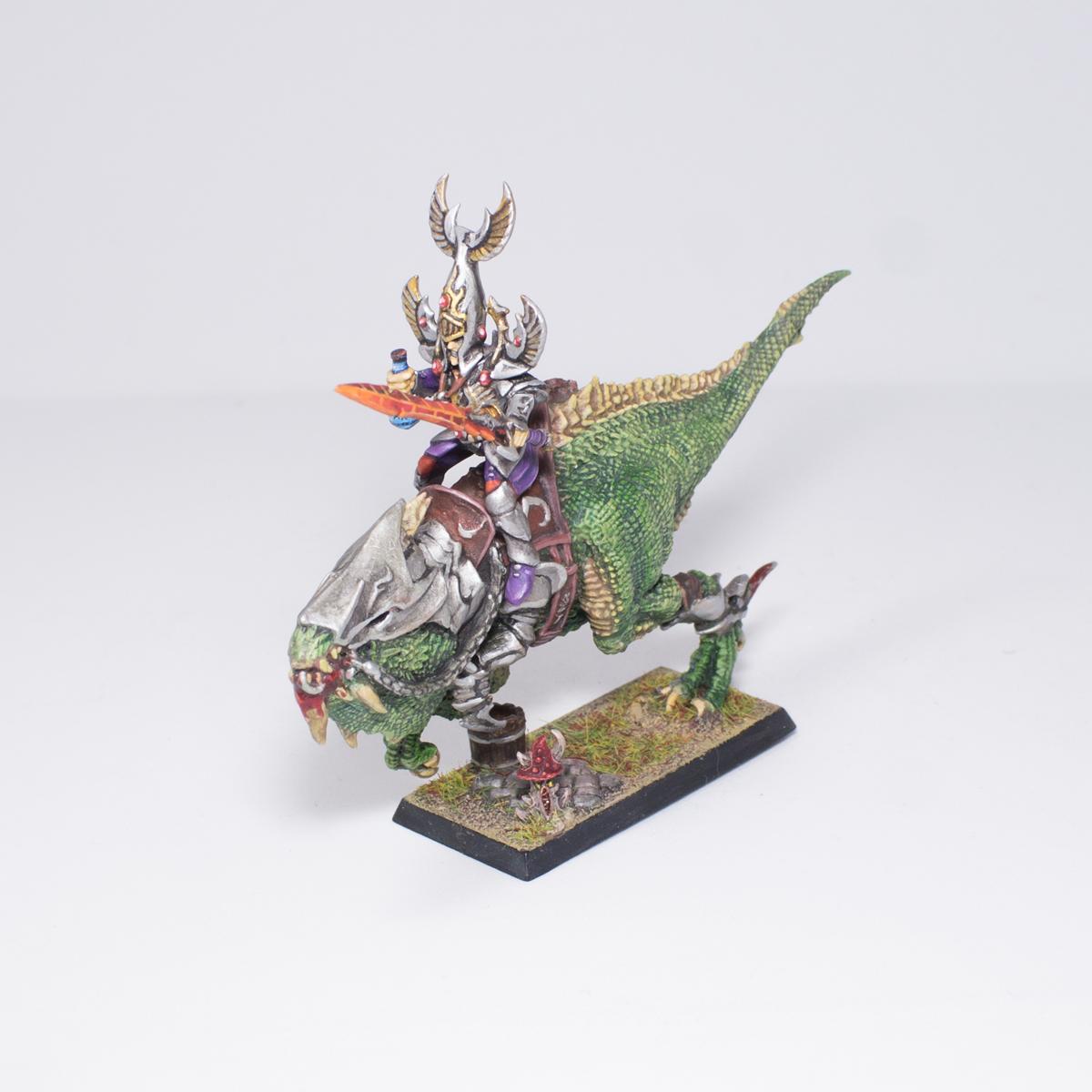 Senza tasse Painted Miniature  Dark Knight on Prossoator giocozone, giocozone, giocozone, fantasyc.Warhammer  acquistare ora