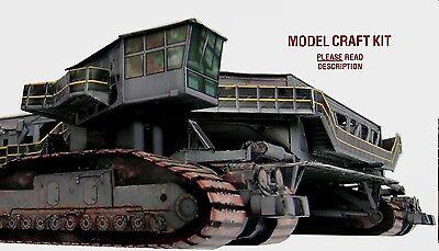 Crawler Transporter Craft Model 1:70 for Apogee OrAny 70 Saturn V FACT.2nd- READ