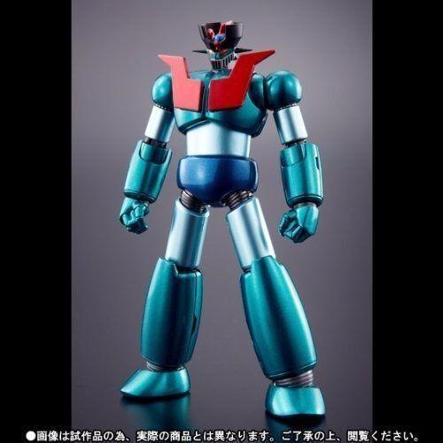 Super Robot Chogokin MAZINGER Z DEVILMAN COLOR Ver Action Action Action Figure BANDAI Japan b99193