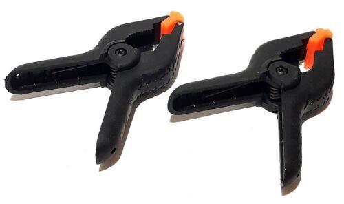 6x Leimzwingen Klemmen Leim 11x8,5 cm Federzwingen Zwinge Klammern Werkzeug Neu