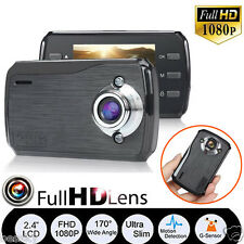 "IR Night Vision 2.4"" LCD 1080P HD CAR DVR Vehicle Video Camera Recorder Dash Cam"