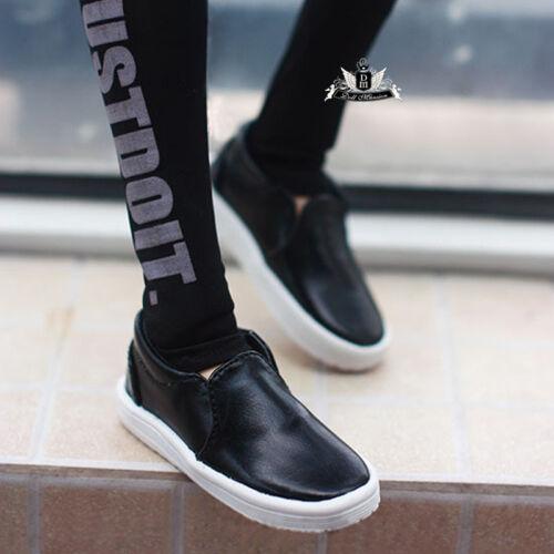 1//3 BJD MID Shoes Dollfie EID DOD LUTS SOOM AOD SD13 Black Casual shoes Sneaker