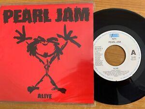 "Pearl Jam - Alive // 7"" - 1. EU-Pressing 1991 - NEW unplayed"