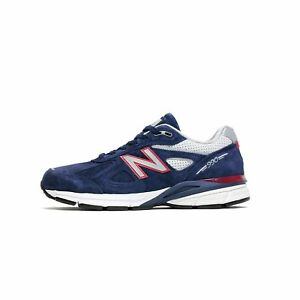 Mens-New-Balance-990-Made-In-USA-Navy-Red-White-Black-M990BR4