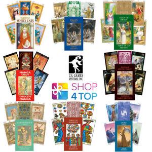 Mini Tarot Cards Lo Scarabeo Deck Esoteric Fortune Telling New Ebay