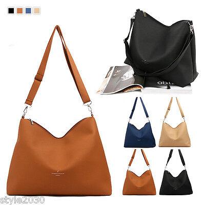 New Women Handbag Shoulder Bags Tote Purse Leather Women Messenger Hobo Bag