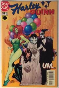 Harley-Quinn-18-Bizarro-amp-Ivy-original-series-DC-2002-VF-NM-condition