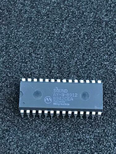 Programmable Sound Generator DIP28-600MIL AY3-8912 Microchip