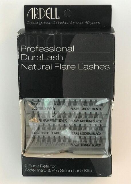 b6c20938e98 Ardell Duralash Naturals Combo Black Individual Lashes Faux Eyelashes