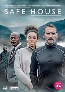 Details about SAFE HOUSE 1 (2015) British Detective Thriller Drama Season  Series R2 DVD not US