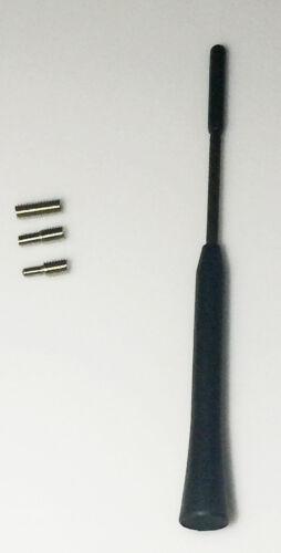 AUDI SEAT SKODA VW antenna brevemente bacchetta TETTO ANTENNA ANTENNE bacchetta 16v 18cm