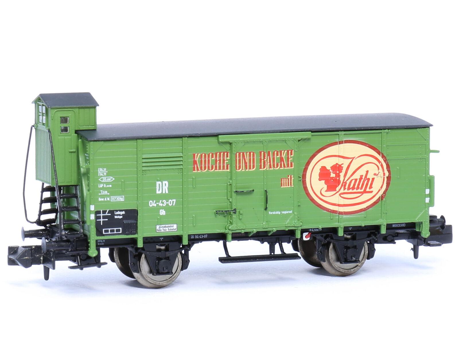 Brawa 67470 - Güterwagen Gh Kathi DR Ep.III Ep.III Ep.III - Spur N - NEU  | Großartig  e7e9db