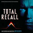 Total Recall - 2 x CD Complete Score - Limited 3000 - Jerry Goldsmith
