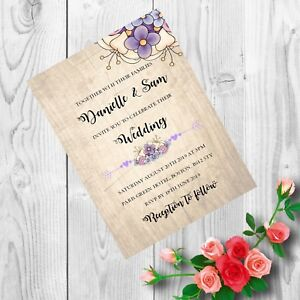 Personalised-Handmade-Wedding-Invitations-Invites-Day-Evening-Vintage-x-50-AW22