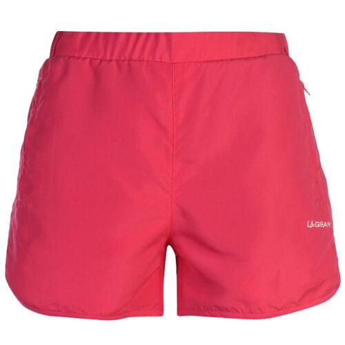 LA GEAR KURZHOSE Bermuda Survêtement Shorts Femmes comparaisonsconcernant secondé Short Fitness Neuf