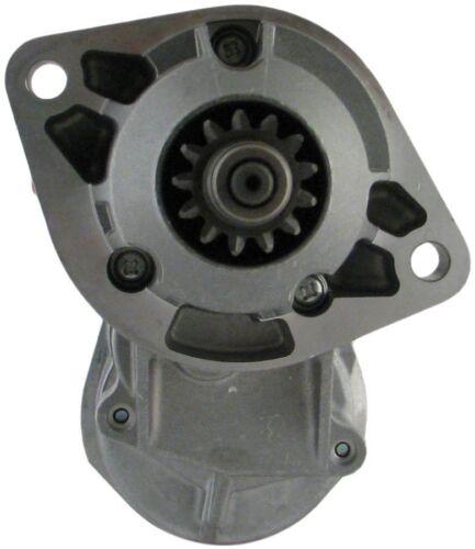 New Starter OEM Denso 1769512 Bluebird 1 year warranty 228000-4671