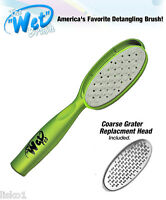 The Wet Brush The Wet Ped Pedicure Foot File (green)