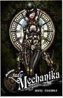 LADY MECHANIKA SEXY STEAMPUNK ART PRINT Signed by Artist JAMIE TYNDALL