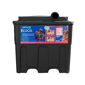 HOZELOCK ECOCEL 5000 FISH POND FILTER SYSTEM BLACK BOX GRAVITY KOI