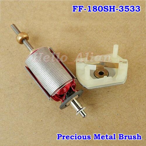 MABUCHI Mini 180 Motor FF-180SH-3533 DC 3V 4.2V High Speed DIY Electric Shaver