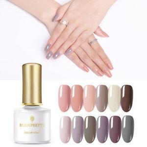 BORN-PRETTY-6ml-Nagel-Gellack-Pink-Nail-UV-Gel-Polish-Soak-off-Manikuere