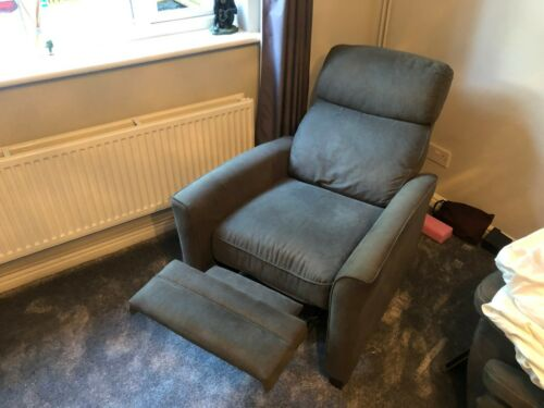 Costco Synergy Home Tissu Inclinable Fauteuil-Gris