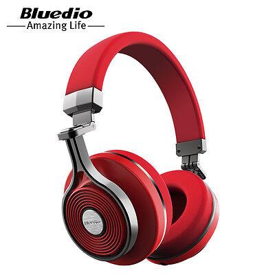 Casque audio Bluetooth stéréo Bluedio T3 (Turbine 3ème)  sans fil micro intégré