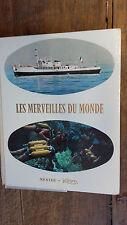 Les merveilles du monde Nestlé Kohler album 7  au seuil des profondeurs marines