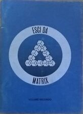 Esci da Matrix Volume 2 - Fabian Mazza (Christian Style) Ca
