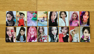 SNSD-6th-Album-HOLIDAY-NIGHT-Official-Photocards-2pcs-Member-Set