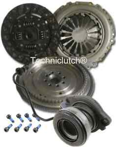 Volante-doble-masa-a-una-unica-Kit-De-Embrague-Csc-Opel-Corsa-D-1-3-CDTI