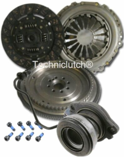 DUAL MASS TO SINGLE FLYWHEEL CLUTCH KIT AND CSC FOR VAUXHALL ASTRA H 1.3 CDTI