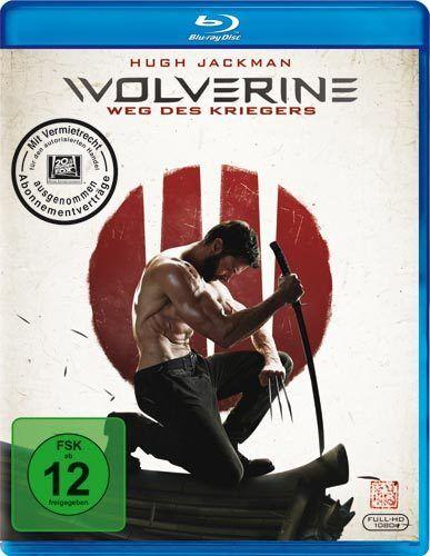 Wolverine - Weg des Kriegers - Hugh Jackman  - Blu Ray
