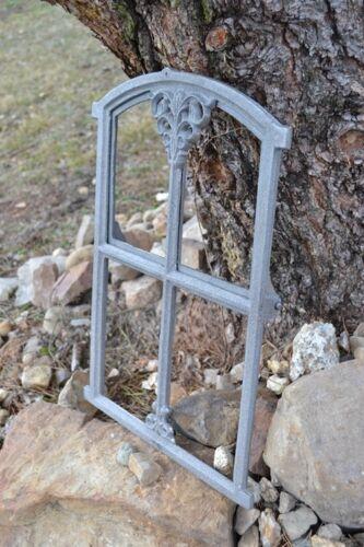 Eisenfenster Gussfenster KK106 Scheunenfenster 310x470mm Natural Fenster+Tur