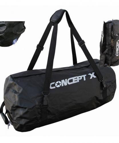 CONCEPT X Drybag 120 Ltr, wasserdichte Tasche Segeltasche Packsack Seesack NEU