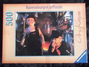 Ravensburger Puzzle 500 Teile Otto Kaspeer No. 144068 49 x35 cm - Köln, Deutschland - Ravensburger Puzzle 500 Teile Otto Kaspeer No. 144068 49 x35 cm - Köln, Deutschland