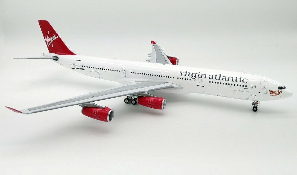 INFLIGHT200 WB3401118 1 200 VIRGIN ATLANTIC AIRWAYS AIRBUS A340-300 G-VFAR DIANA