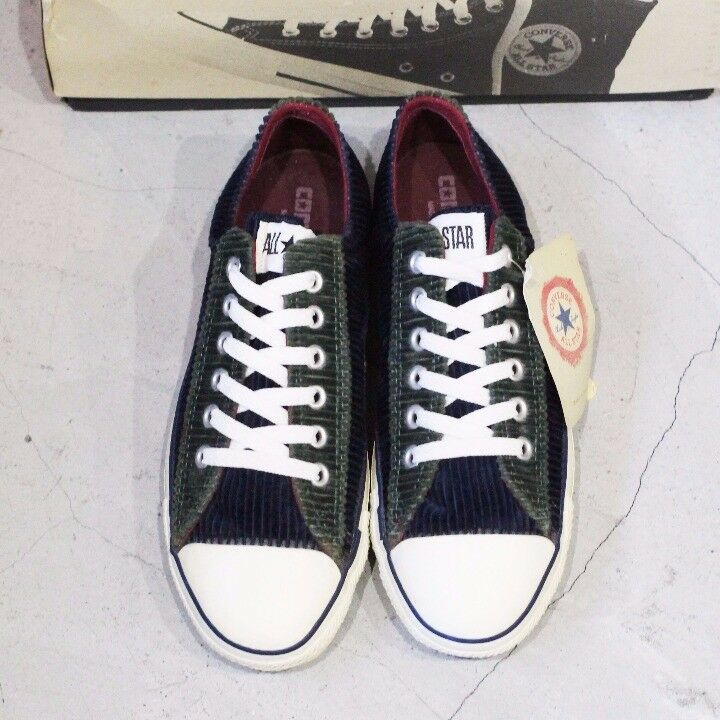 Rare Item Dead Dead Dead Stock 90s USA Converse All Star baskets From JAPAN F S 0d183f