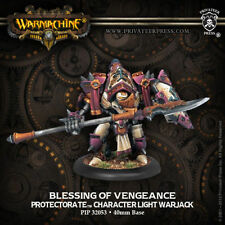 Warmachine: Protectorate of Menoth Blessing of Vengeance Light Warjack PIP 32053
