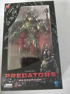 Hiya Toys - Predator 2 - 1:18 Scale - Berserker Predator