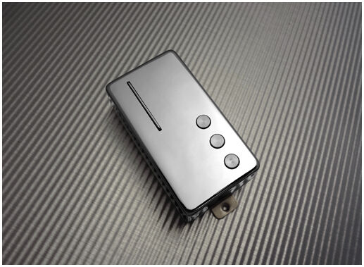 Railhammer Humcutter Nuevo 90 Bridge Pickup Chrome (P90 tone, no hum)