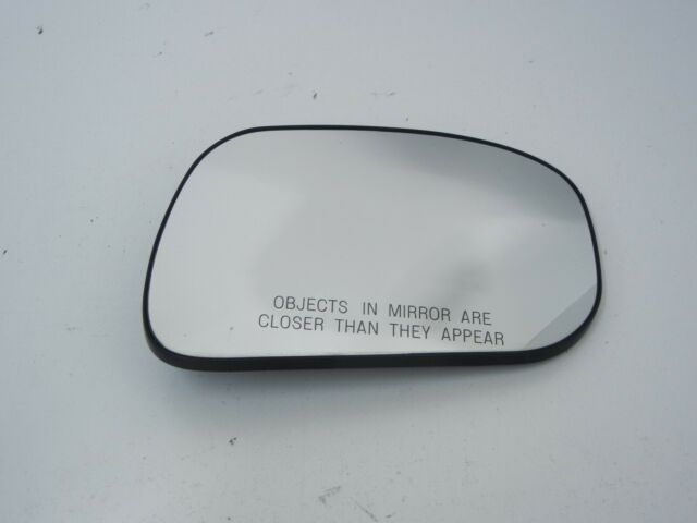FOR 99-07 SILVERADO//SIERRA RIGHT SIDE DOOR REAR VIEW MIRROR GLASS 02 03 04 05 06